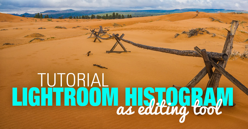Lightroom Histogram as Editing Tool