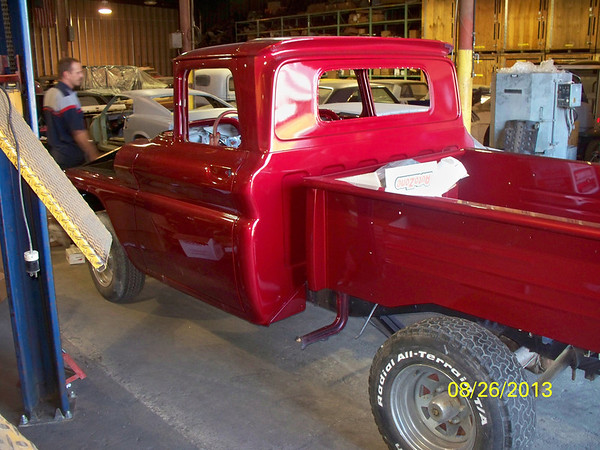 60 Chevy Apache - Nick