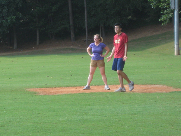 Atlanta Young Alumni Kickball 7.28.12