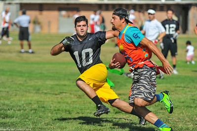 Metro Competitor Flag Football Union (MCFFU) Tournament