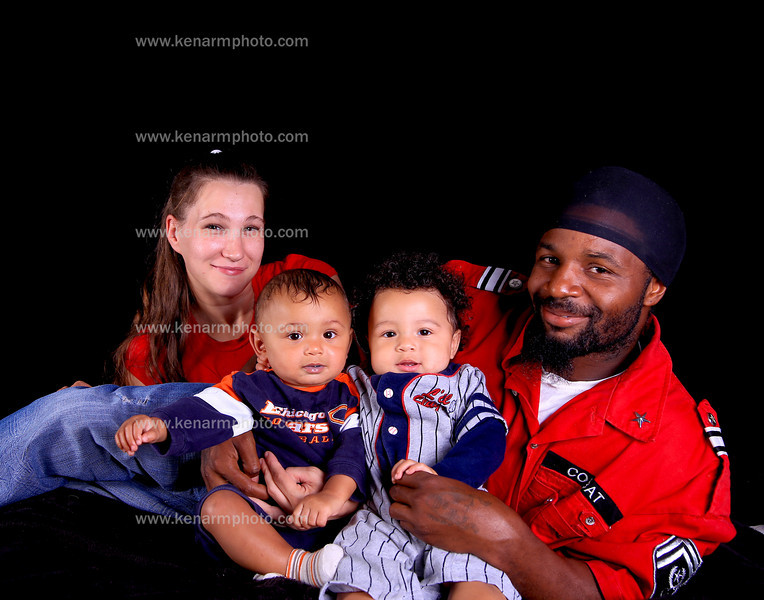 Andre' Family