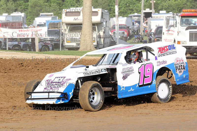 May 26, 2012 Sprints and Modifieds