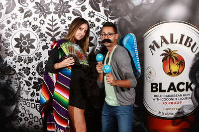 Made Man & Malibu Black Dia de los Muertos Party 2013