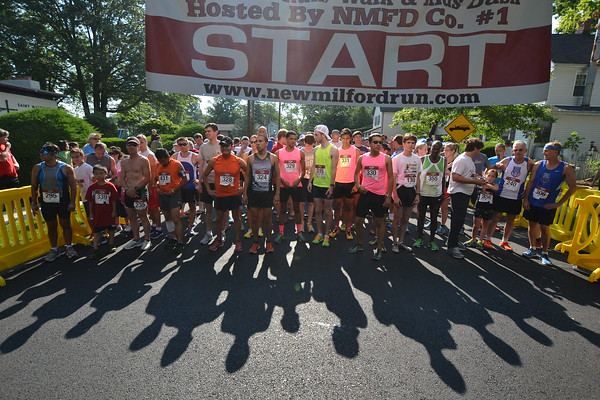 Annual New Milford Fire Co. 1 5K Run/Walk and Kids Dash