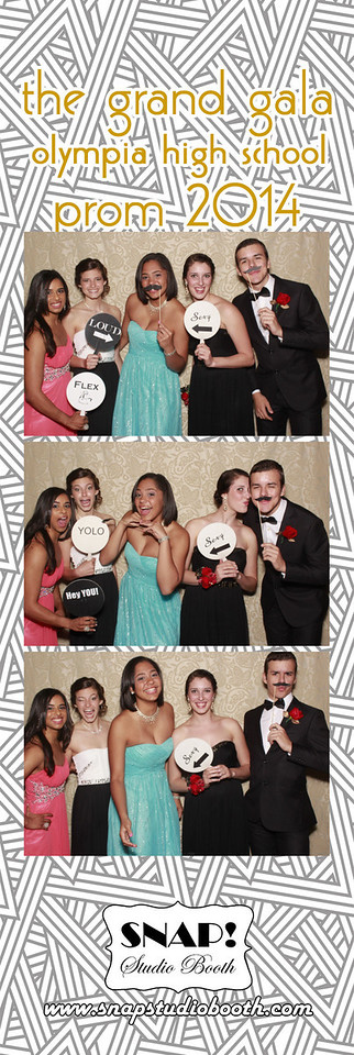 2014-04-19 OHS Prom  - Part 1
