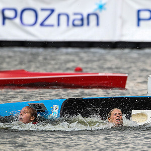 ICF Canoe Kayak Sprint World Cup Poznan 2013