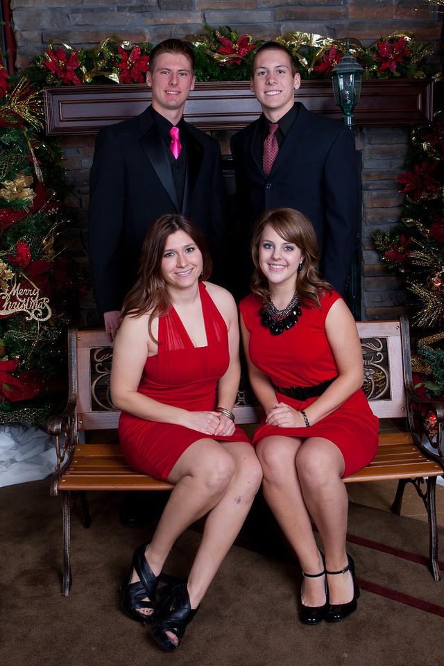 Christmas Party - December 8, 2011