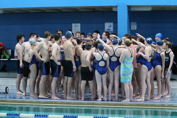 FHS Swimming 2013-14