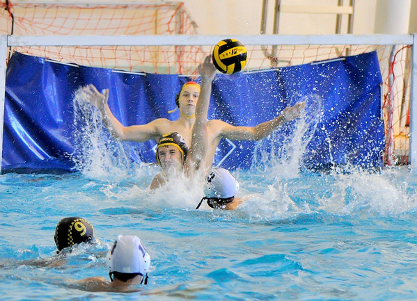 Tiger Water Polo - PSU Behrend 09/03/13