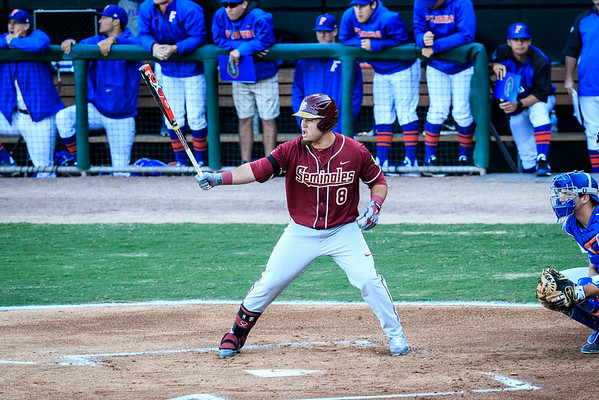 03/25/2014 - Florida State vs. Florida at the Baseball Grounds of Jacksonville