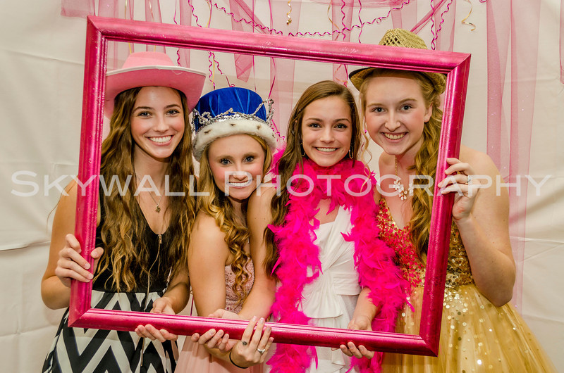 Emily  & Cammie's Sweet 16