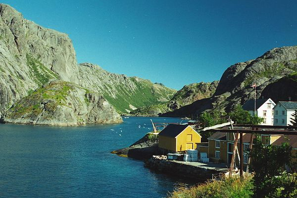 2001 - Norway - Lofoten Islands