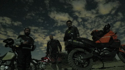 CNF Full Moon Ride - August 20, 2013