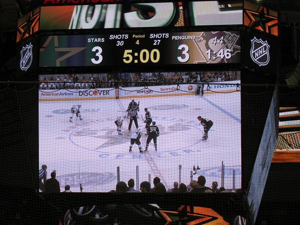 Dallas Wonderful Wednesday at the Dallas Stars - 2.29.12