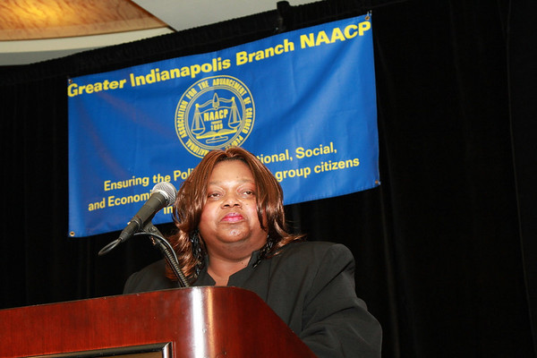 NAACP Annual Banquet 2010: Indpl's, Ind