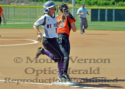 Game 2 Varsity Lady Tigers vs Commerce Lady Tigers 5-3-14