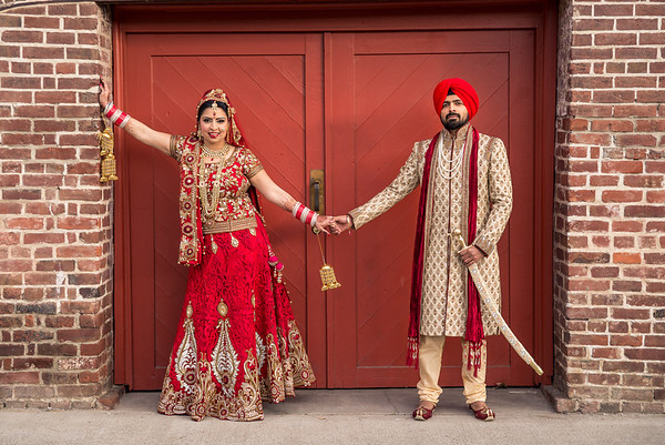 Simi + Amrinder Wedding