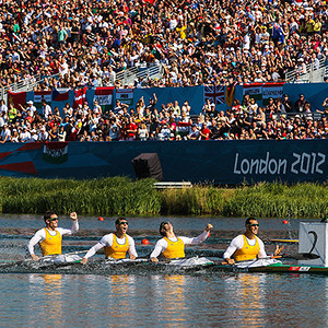 Olympic Games London 2012 - Canoe Sprint