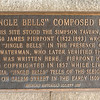 Plaque of Jingle Bell