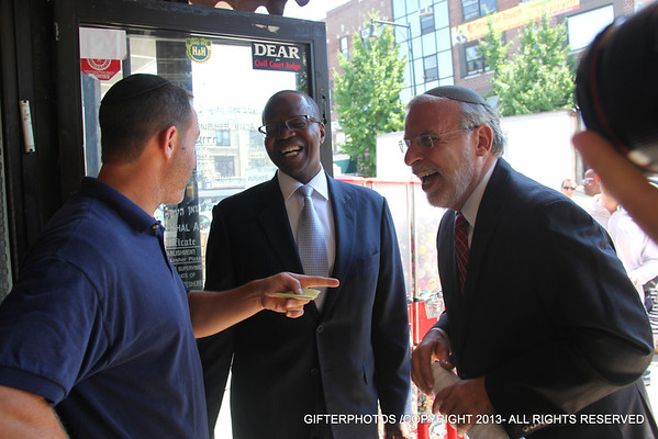 Ken Thompson Receives Endorsement From Dov Hikind