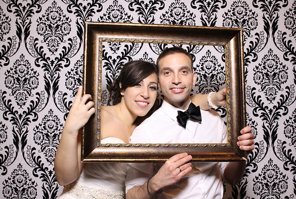Tanya + Nick Toronto Photobooth (May 24, 2014)