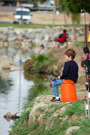 Lakeside Optimist Kids Fishing Derby