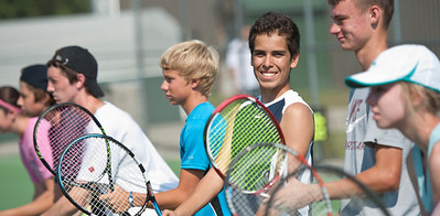 FSU Summer Camp - Tennis 6/28