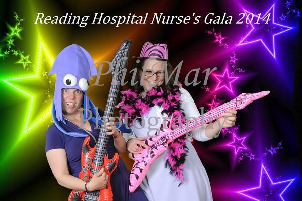 Reading Hospital Nurse's Gala 2014