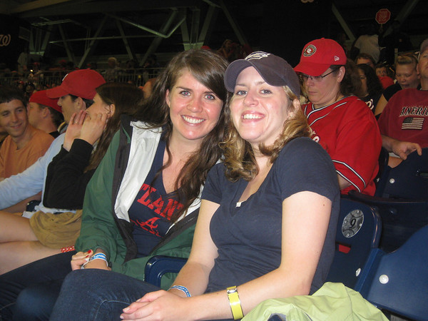 Washington DC Nationals vs. Braves Games - 7.21.12