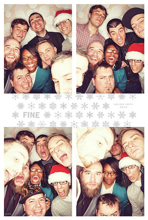 FINE Holiday Party 2014!