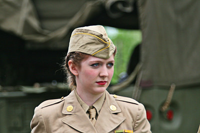 World War II Reenactment