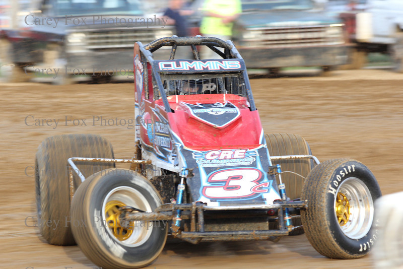 April 12, 2014 - Sprints and Modifieds