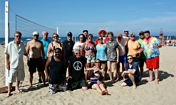 Annual Pratt Street Invitational Volleyball Tournament