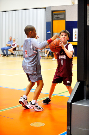 Upward Basketball 2012
