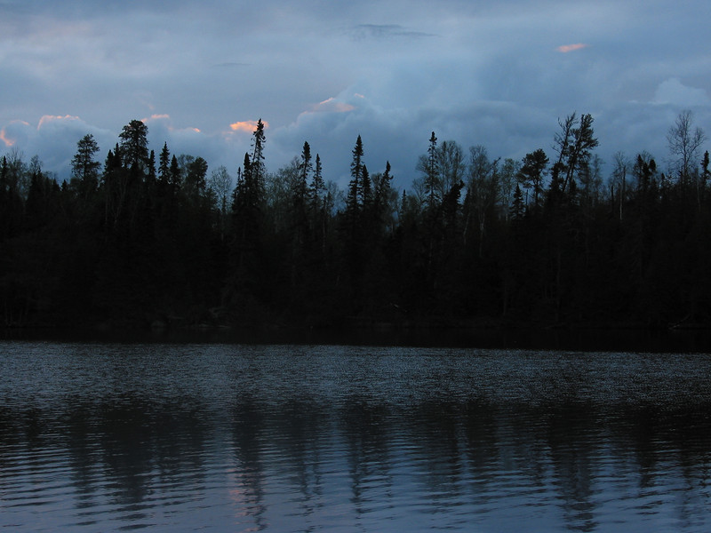 Kekekabic Trail, BWCA, May 2005