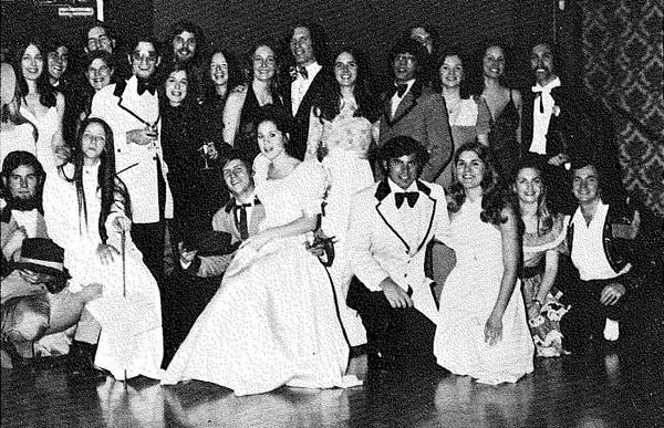 1973 Yearbook Photos