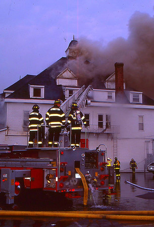 Plymouth County Fires