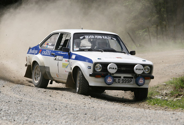 NZ Silver Fern Rally 2006