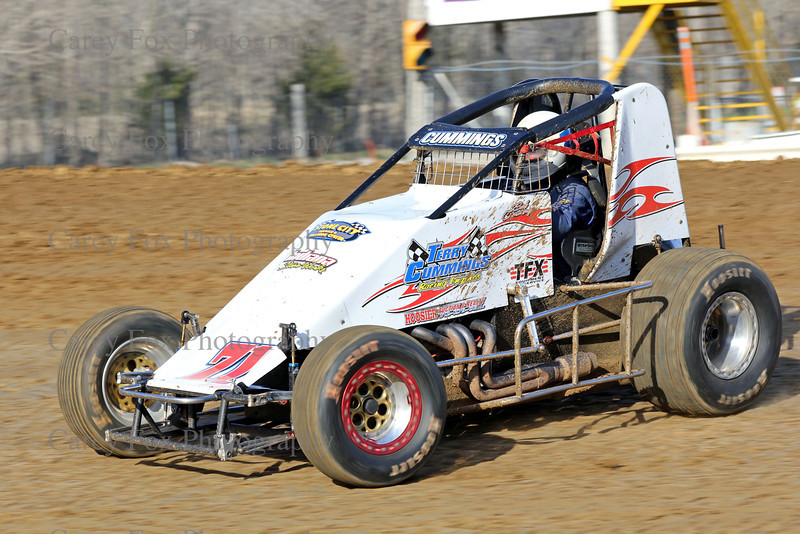 April 19, 2014 - Sprints and modifieds