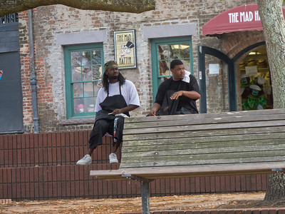 Savannah's Street People