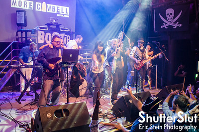 Bootie 31 May 2014: More Cowbell! (Austin)