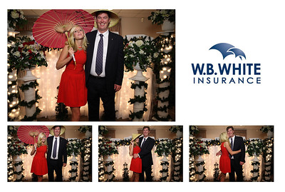 WB White Christmas Party Photobooth (12/20/2013)