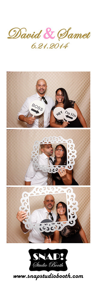 2014-06-21 David & Samet's Wedding