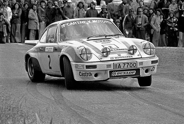 Donegal Rally 1976