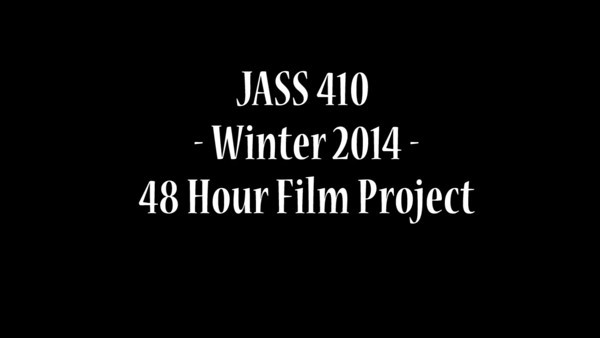 JASS 410 - Advanced Media Production