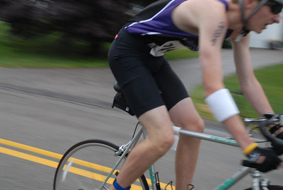 2011 Mystic River Triathlon - BIKE