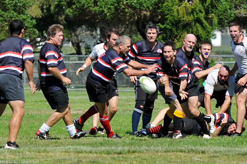 Old Boys vs C Side 10-8-2011