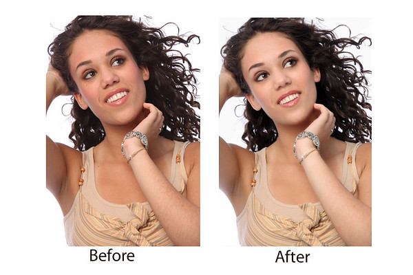 Digital Retouching