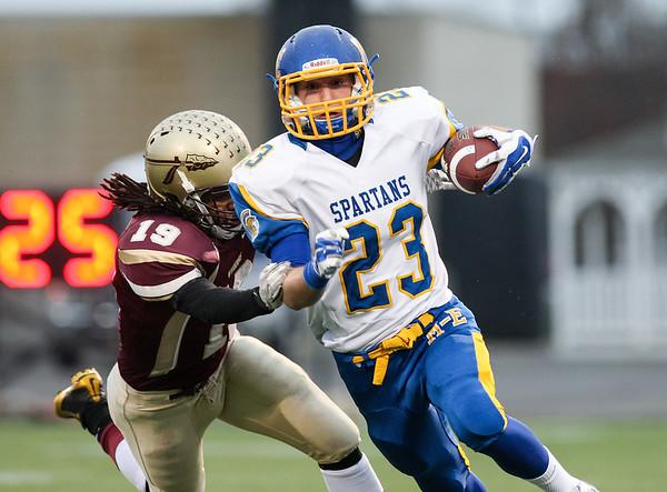 Maine-Endwell Spartans v. Cheektowaga Warriors (States) 11-23-14