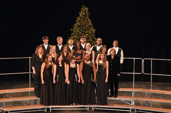 2012-12-09 Winter Revels Concert